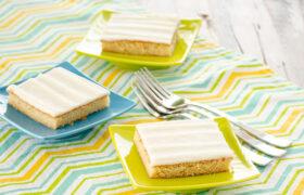 White Texas Sheet Cake   realmomkitchen.com