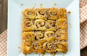 Melt In Your Mouth Pecan Rolls | realmomkitchen.com