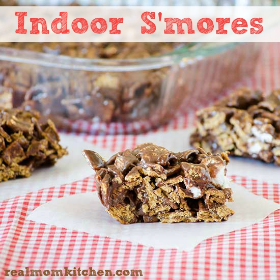 ... mores brownies martie knows parties blog make easy indoor s mores