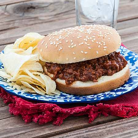 Mom's Sloppy Joes | Real Mom Kitchen