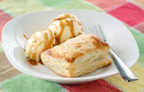 Apple Pie Puffs   realmomkitchen.com