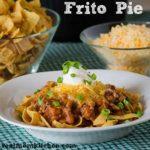 Frito Pie | realmomkitchen.com