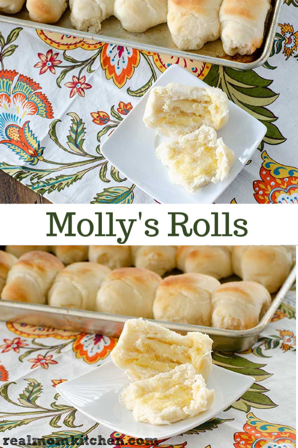 Molly's Rolls | realmomkitchen.com