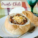 Pronto Chili | realmomkitchen.com