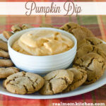 Pumpkin Dip | realmomkitchen.com