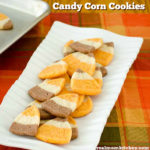 Candy Corn Cookies | realmomkitchen.com