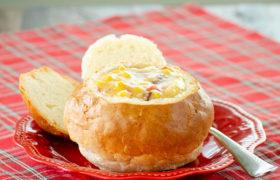 Italian Bread Bowls | realmomkitchen.com