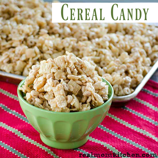 Cereal Candy | realmomkitchen.com
