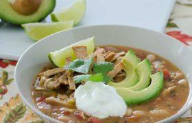 Chicken Tortilla Soup   realmomkitchen.com