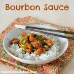 Bourbon Sauce   realmomkitchen.com
