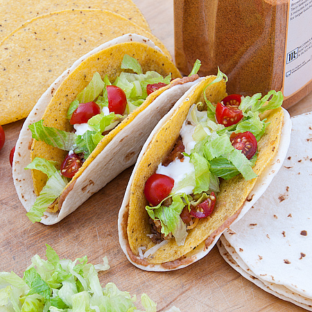Jacketed Tacos