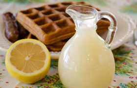 Lemon Syrup | realmomkitchen.com