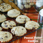 Peanut Butter Cookies | realmomkitchen.com