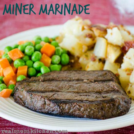 Miner Marinade | realmomkitchen.com