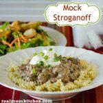 Mock Stroganoff | realmomkitchen.com