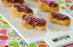 Homemade Eclairs | realmomkitchen.com
