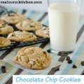Chocolate Chip Cookies | realmomkitchen.com