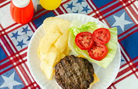 Easy Tasty Beef Burgers | realmomkitchen.com