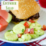 Cucumber Salad | realmomkitchen.com