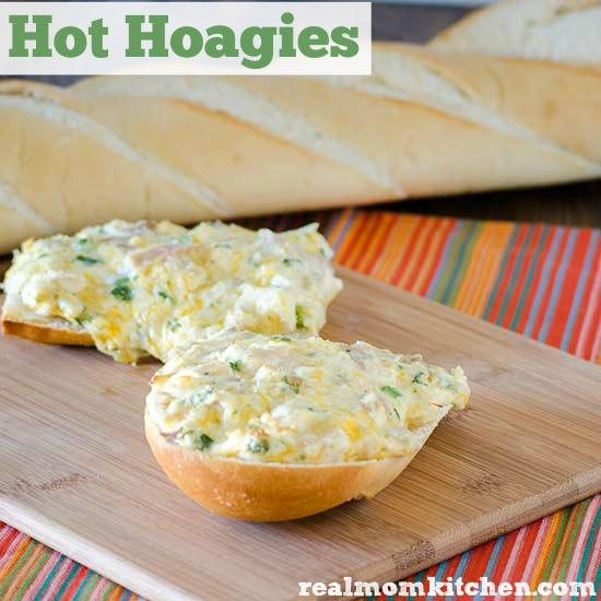 Hot Hoagies | realmomkitchen.com