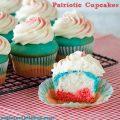Patriotic Cupcakes | realmomkitchen.com