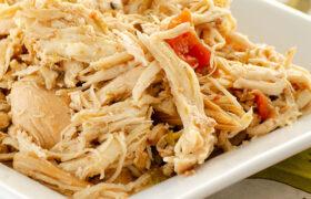 Bajio Chicken slow cooker recipe   realmomkitchen.com