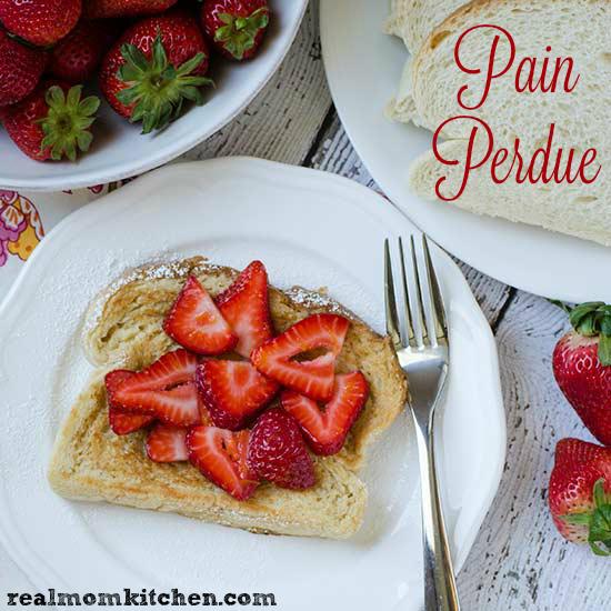Pain Perdue | realmomkitchen.com
