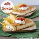 Tasty Burritos | realmomkitchen.com