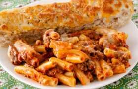 Baked Ziti | realmomkitchen.com