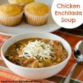 Chicken Enchilada Soup | realmomkitchen.com