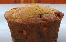Pumpkin Butterscotch Muffins | realmomkitchen.com