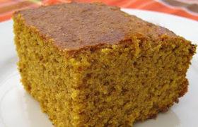 Pumpkin Cornbread | realmomkitchen.com