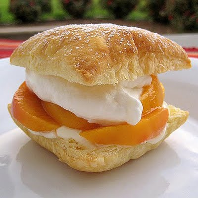 Peach Puff Pastry 1 450