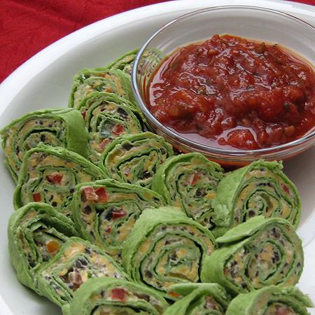 chili and cheese spirals 2 450