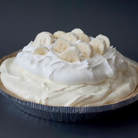 Banana Cream Pie | Real Mom Kitchen