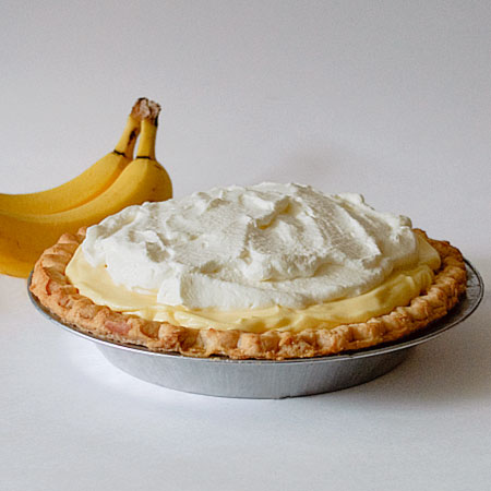 Banana Cream Pie Dessert