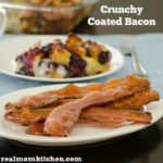 Crunchy Coated Bacon | realmomkitchen.com
