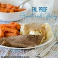 Fail Proof Roast and Gravy | realmomkitchen.com