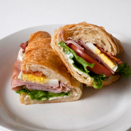 Cobb Sandwich Recipe — Dishmaps