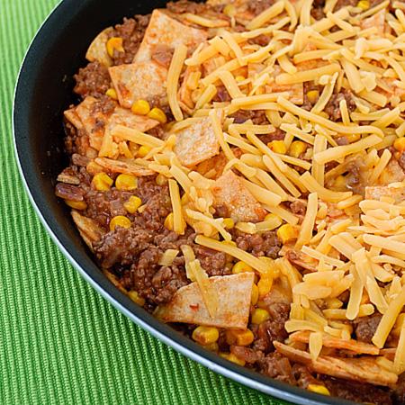 Skillet Tacos | Real Mom Kitchen