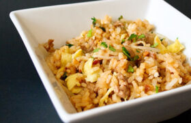 Turkey Fried Rice   realmomkitchen.com