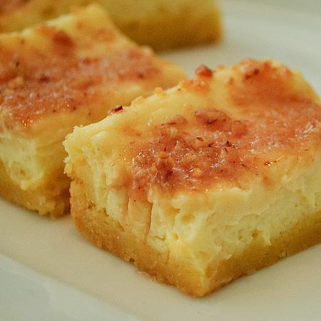 ... cheesecake bars creme brulee cheesecake creme brulee cheesecake creme