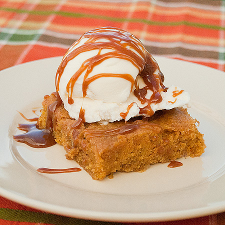 Pumpkin Brownie Sundaes and other pumpkin favorties | Real Mom Kitchen