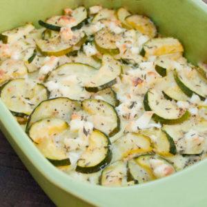 Zucchini-Bake