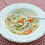 Day After Thanksgiving Turkey Noodle Soup | realmomkitchen.com