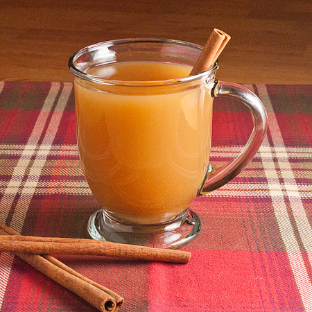 Hot Apple Cider Hot mulled cider
