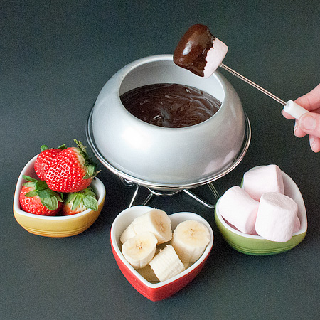 Chocolate Fondue | Real Mom Kitchen