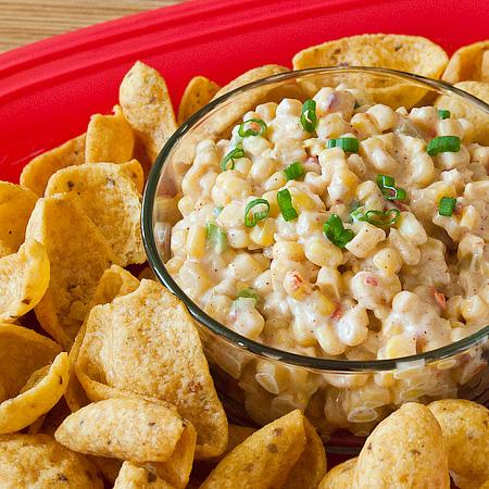 Fritos Corn Dip Creamy Cool Corn Dip