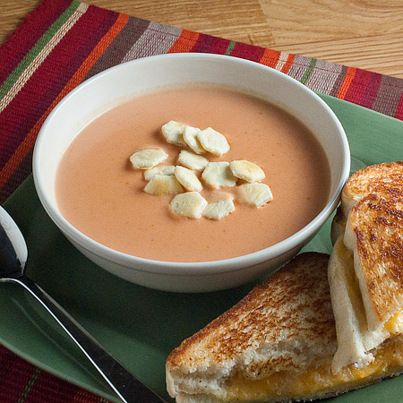 Cream of Tomato Soup | Real Mom Kitchen