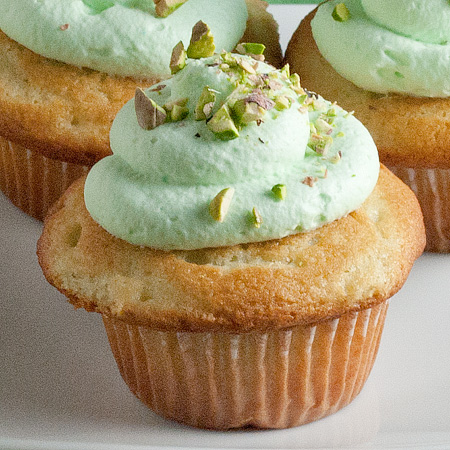 Pistachios Cake Frosting